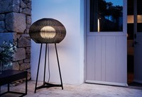 Bover Garota P 02 Outdoor Floor Lamp
