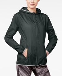 Ideology Packable Wind Jacket Only At Macy's Deep Charcoal
