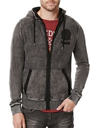 Buffalo David Bitton Walsined Hooded Sweater Cannon