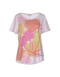 L'autre Chose L' Autre Chose Topwear T Shirts Women Light Pink
