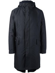 Theory 'Jayse' Coat Black