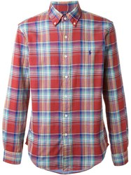 Ralph Lauren Plaid Shirt Multicolour