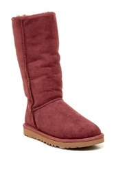 Ugg Classic Genuine Shearling Tall Boot Purple