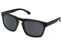 Vonzipper Banner Polar Black Smoke Satin Grey Poly Polar Sport Sunglasses