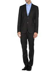 Yoon Suits And Jackets Suits Men Steel Grey