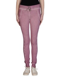 Datch Fleecewear Sweatpants Women Pastel Pink