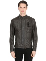 Matchless London Star Wars Han Solo Leather Jacket