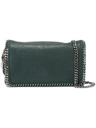 Stella Mccartney 'Falabella' Crossbody Bag Green