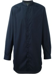3.1 Phillip Lim Oversized Shirt Blue
