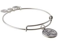Alex And Ani Mlb Kansas City Royals Charm Bangle Rafaelian Silver Finish Bracelet