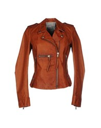 Cycle Coats And Jackets Jackets Women Brown