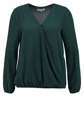 Zalando Essentials Blouse Dark Green