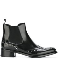Church's Embellished Boots Black