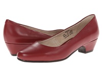 Propet Taxi Cayenne Women's Flat Shoes Red