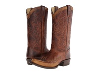 Stetson Outlaw Wingtip Boot Brown Cowboy Boots