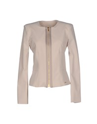 Dekker Coats And Jackets Jackets Women Beige