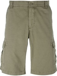 Woolrich Deck Shorts Green