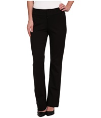 Miraclebody Jeans Gwen Ponte Trousers Black Women's Casual Pants