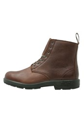 Blundstone Laceup Boots Brown