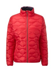 Tog 24 Maine Womens Down Jacket Red