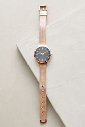 Anthropologie Hackney Watch Gold