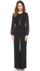 6 Shore Road By Pooja Uschi's Jumpsuit Midnight