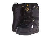 Dc Scout '16 Black Men's Cold Weather Boots
