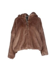 Souvenir Clubbing Coats And Jackets Faux Furs Women