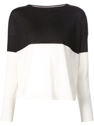 Ralph Lauren Black Label Ralph Lauren Black Colour Block Sweater