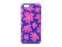 Vera Bradley Hybrid Case For Iphone 6 6S Art Poppies Cell Phone Case Pink