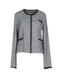 Scee By Twin Set Suits And Jackets Blazers Women Grey