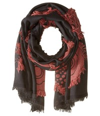 Vivienne Westwood Sun Anthracite Scarves Pewter