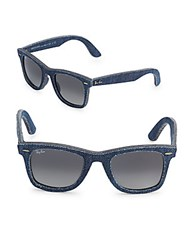 Ray Ban Denim Wayfarer Sunglasses Blue