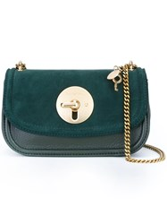 See By Chloe Small 'Lois' Crossbody Bag Green