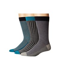 Ted Baker Dracula Assorted Men's No Show Socks Shoes Multi