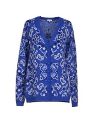 Manoush Cardigans Blue