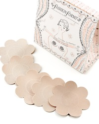 Fashion Forms Nylon Ultra Petals Ten Pack Nude One Size