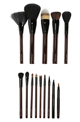 Kevyn Aucoin Beauty 'The Essential Brush' Collection 710 Value