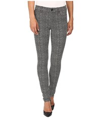 Liverpool Madonna Leggings In Tweed Whisper White Tweed Whisper White Women's Jeans Black