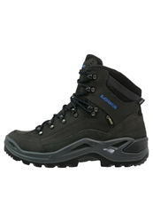 Lowa Renegade Gtx Mid Walking Boots Anthrazit Blau Anthracite