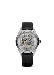 Romain Vollet Motor Skull 101 Original Skeleton Watch Black Metallic