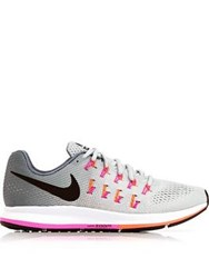 Nike Air Zoom Pegasus 33 Running Shoes Platinum