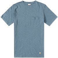 Armor Lux 71197 Pocket Tee Blue