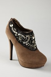 Red Kiss Molly Ankle Bootie
