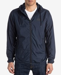 Quiksilver Men's Markson Hooded Jacket Navy