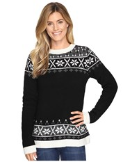 Hatley Crew Neck Sweater Alpine Women's Sweater Bone