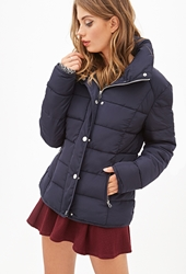 Forever 21 Classic Puffer Jacket