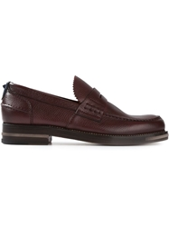 Valentino Garavani Heeled Loafers Brown