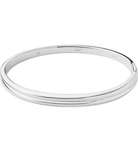 Links Of London Hope Sterling Silver Hinged Bangle