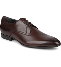 Hugo Boss Neviol Derby Shoes Brown